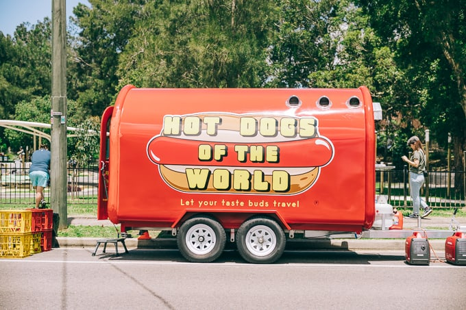 Hot Dogs of the World Trailer