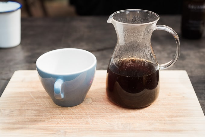 Filter coffee Bolivian Mamani from Salvage Specialty Coffee