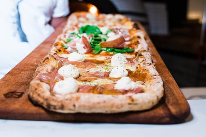 Society Di Catania Potts Point Pizza Sydney