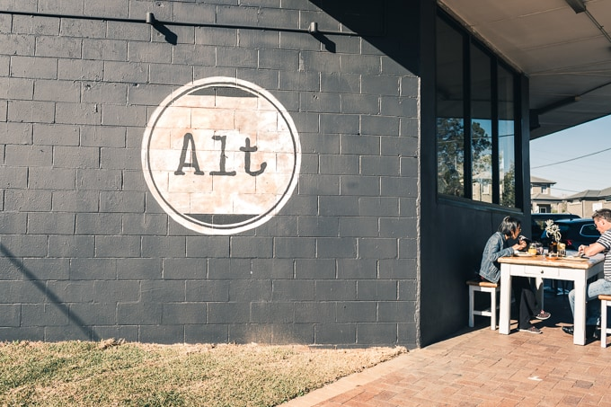 Alt Cafe Blacktown