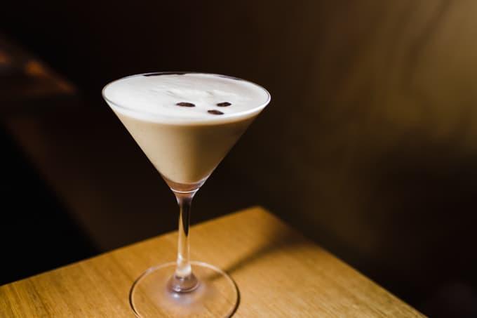 Delicious Salted Caramel Espresso Martini