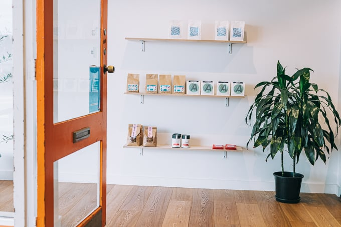 Mecca coffee is the foundation at Common